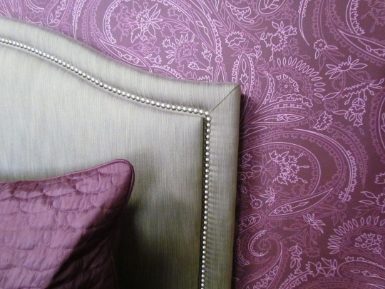 Glam Master Bedroom