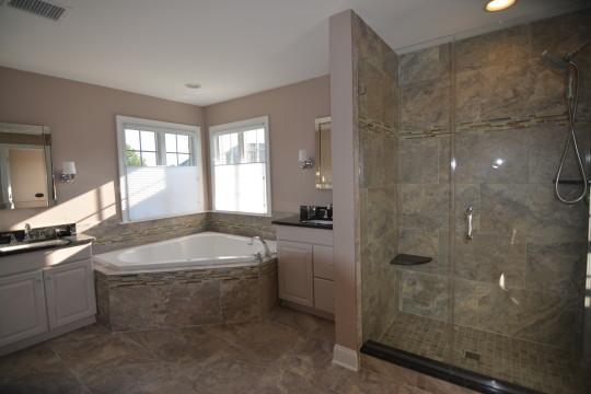Modern Elegance Master Bath