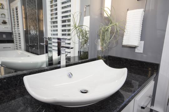 Luxury Modern Master Bathroom