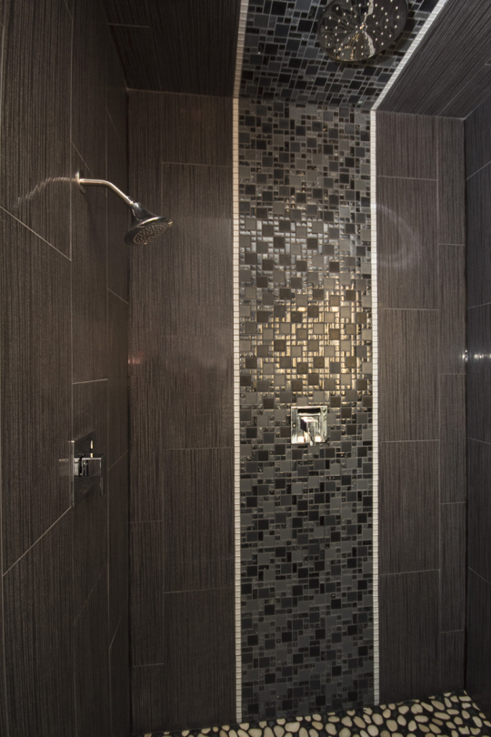 Luxury Contemporary Master Bathrooms b. chic interiors » luxury modern master bathroom